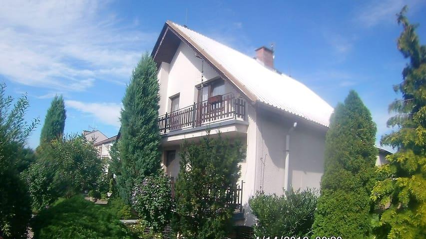 Ubytování v rodinném domu