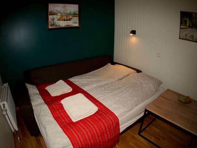 Room in Longyearbyen