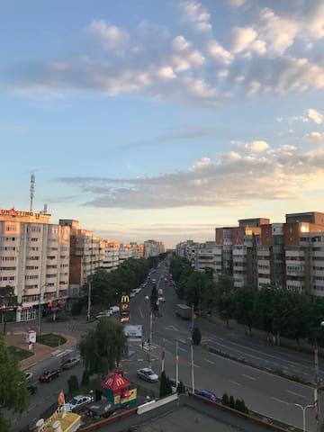 Buzău的民宿