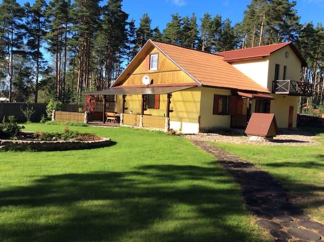 Glebychevo的民宿