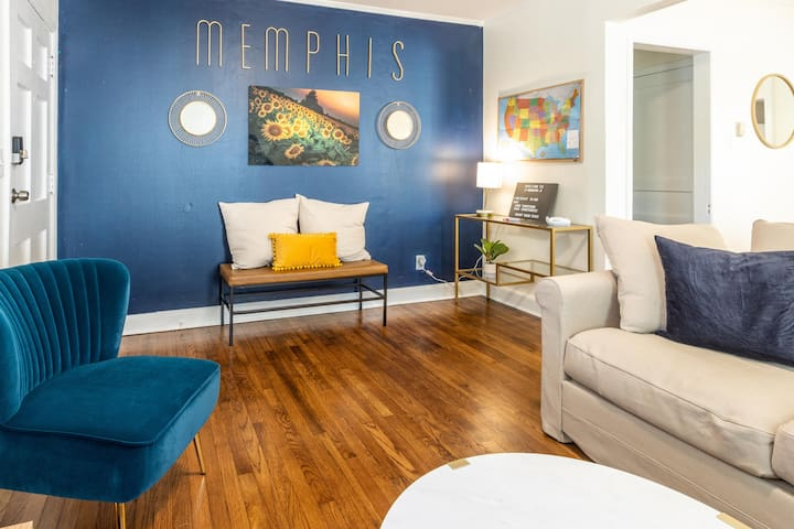 Memphis的民宿