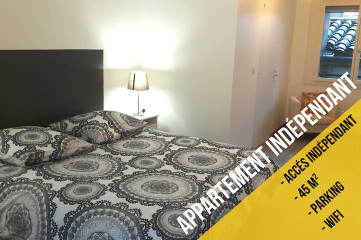 Appartement charmant - Centre Castelnaudary