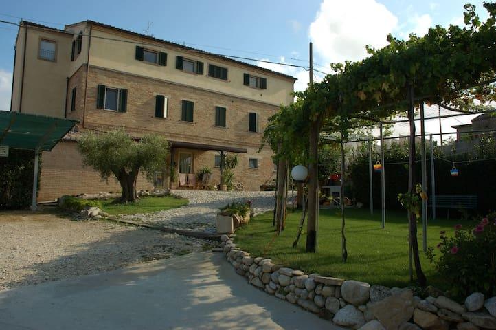 Lapedona的民宿