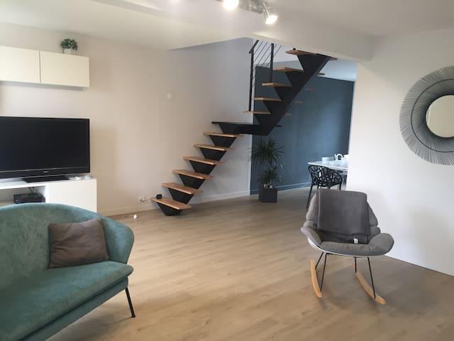 Appartement calme et reposant
