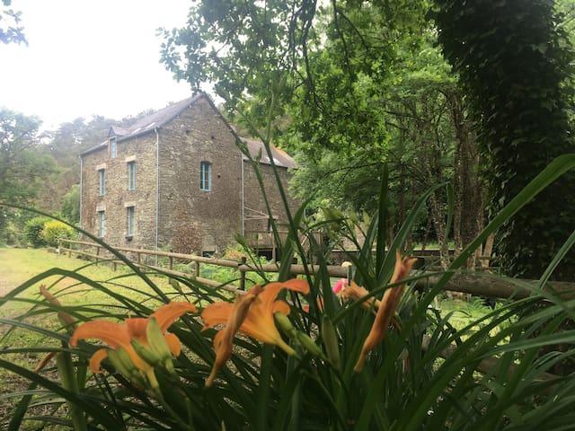 Rochefort-en-Terre的民宿