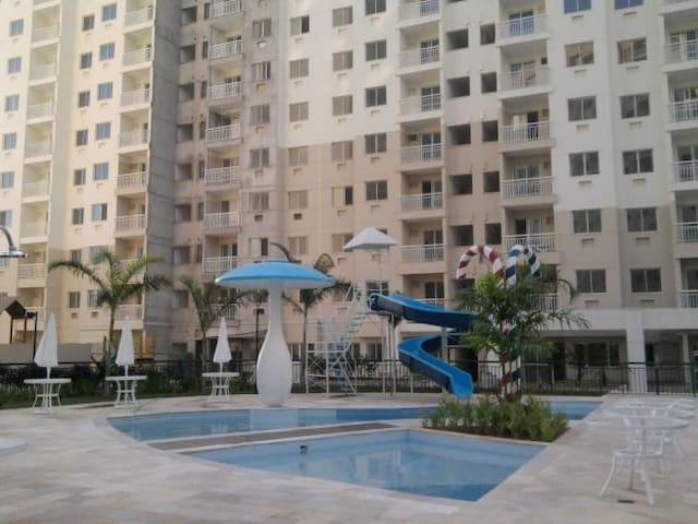 Apartamento I condomínio com total infraestrutura