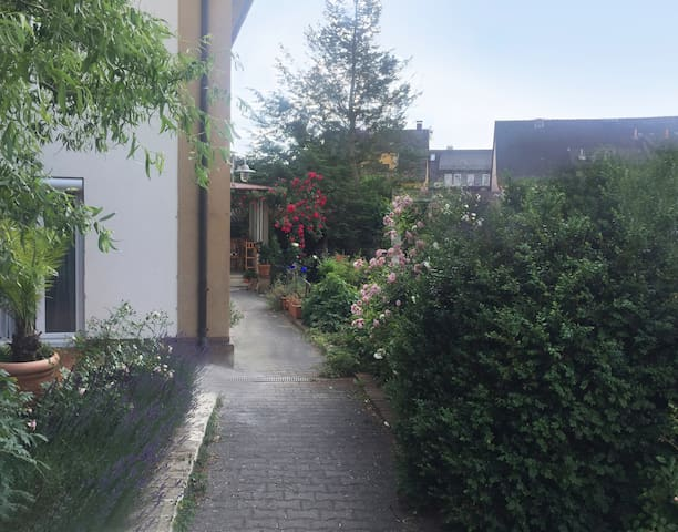 Sulzbach-Rosenberg的民宿