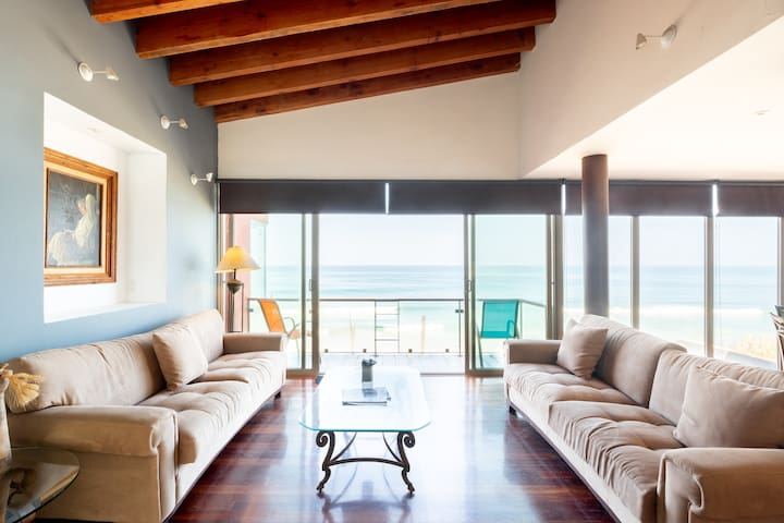 Oceanfront Baja, Mexico Vacation Apartment