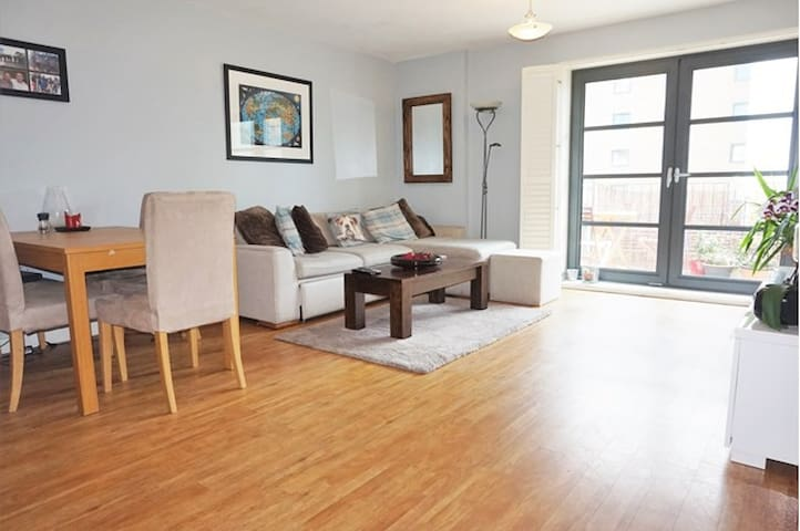 Beautiful spacious 1-BDR apartment in East London