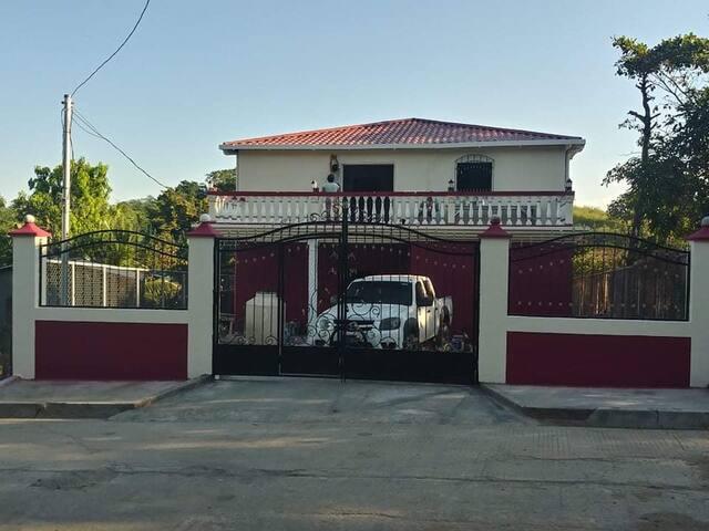 San Esteban Catarina的民宿