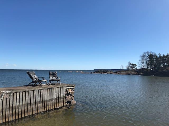 Vänersborg N的民宿