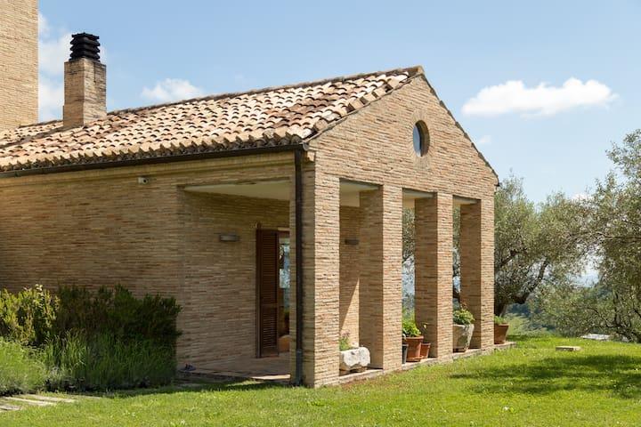 Civitaquana的民宿