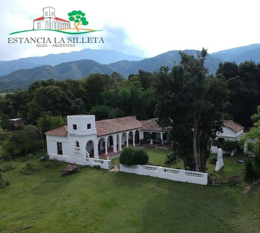 La Silleta的民宿