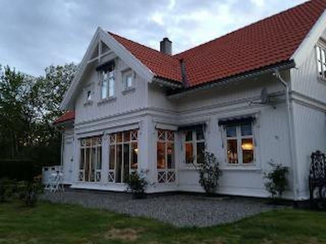 Kråkerøy的民宿