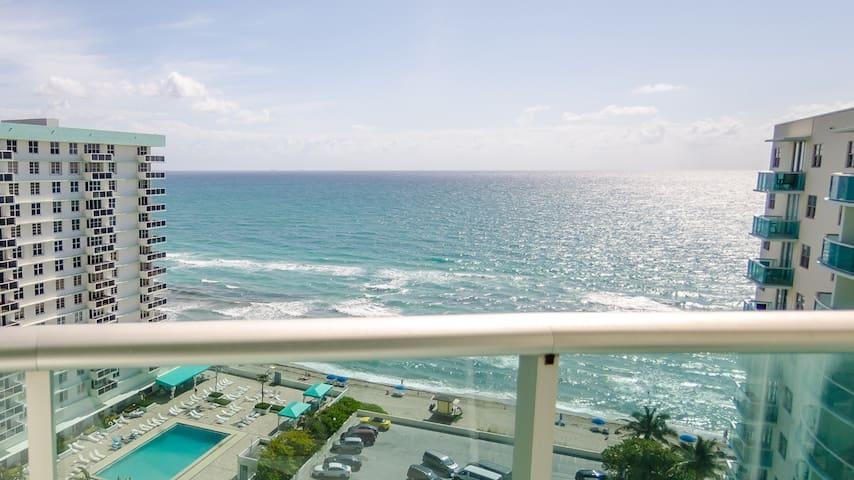 Beach Penthouse Apartment