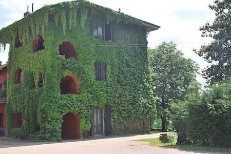 Villa Belvedere for 7 persons in Monferrato