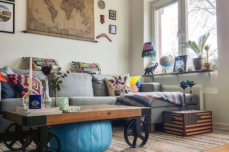 Charming studio apartment in quiet neighborhood
