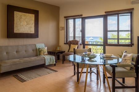 Charming Downtown OceanView Condo 1 Bedrm - A/C