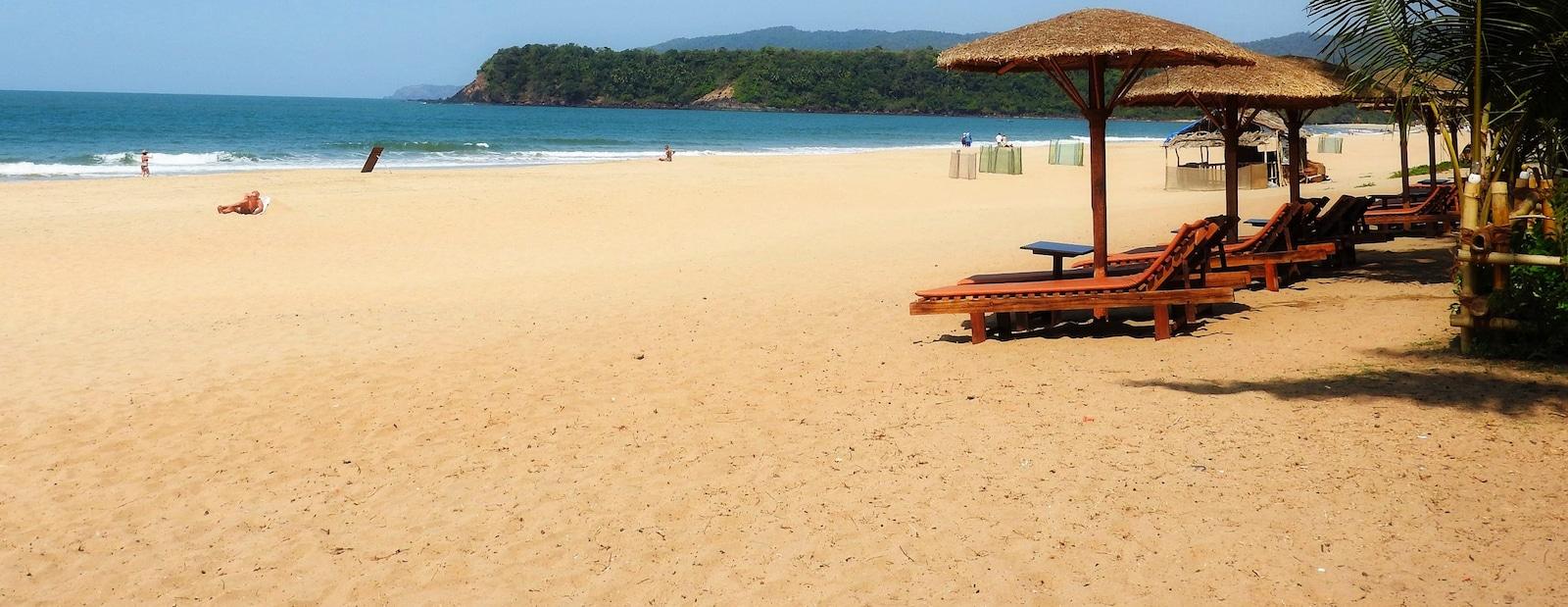 果阿的度假屋