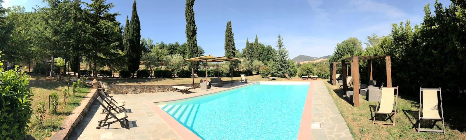 沃尔泰拉(Volterra)的民宿