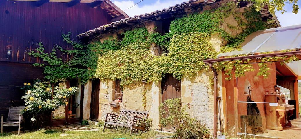 Saint-Romain-de-Surieu的民宿