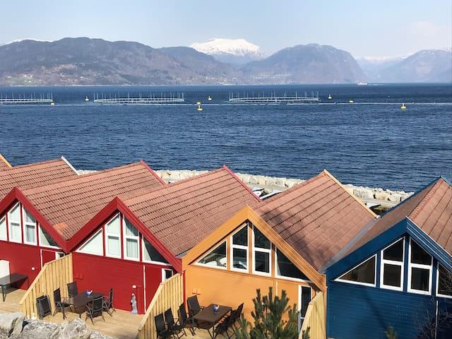 Skånevik的民宿