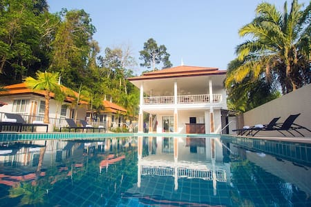 Private LUX FAMILY VILLAS with pool. House #1of15