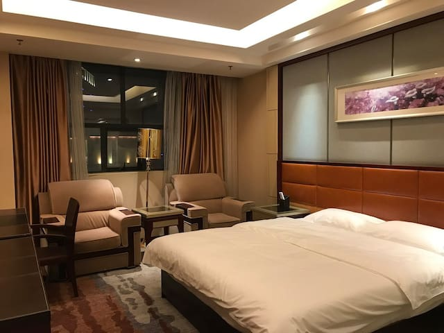 Jingmen的民宿