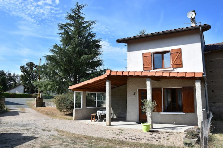Orléat的民宿