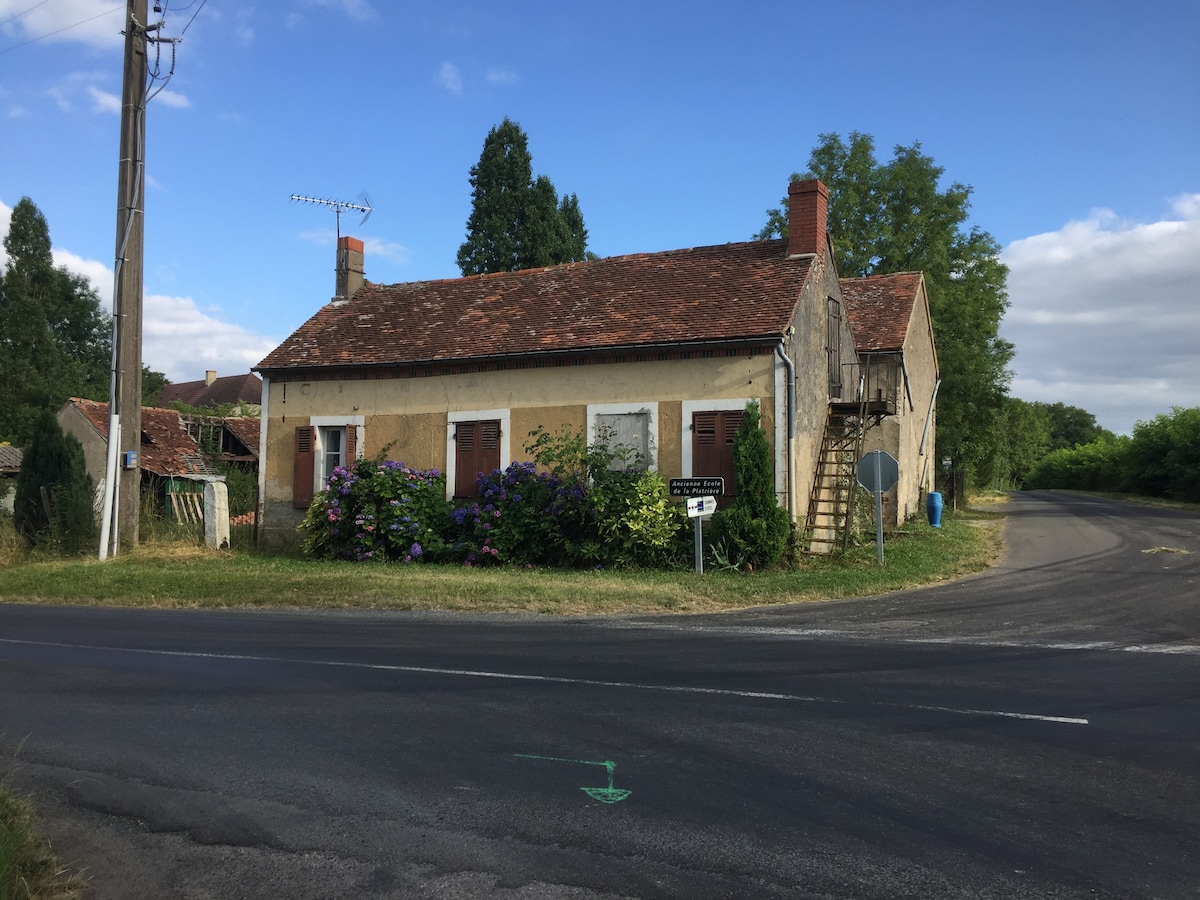 The Old School House -La Platriere