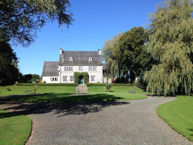 Amigny的民宿