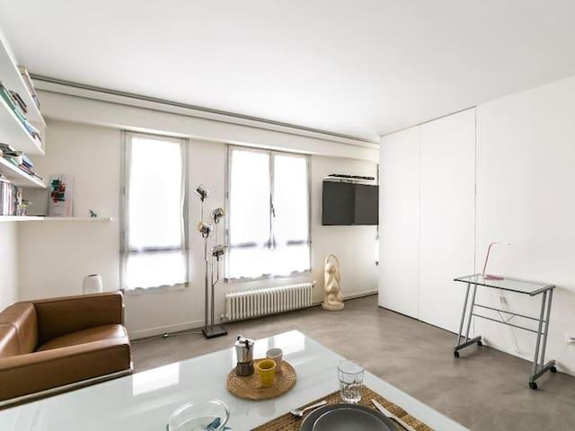 Delightful studio in the heart of Paris 82951