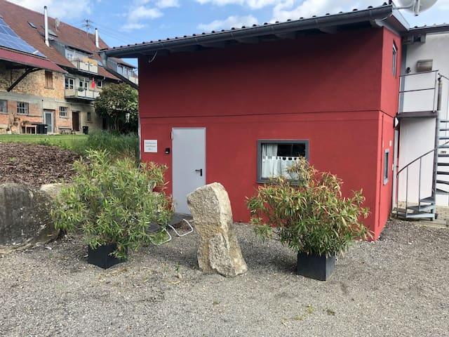 Riedhausen的民宿