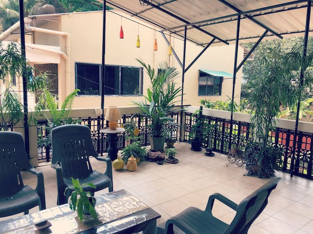 Comfy Clean AC  rooms in Margao City