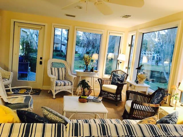 Beautiful Villa Inside TPC Sawgrass