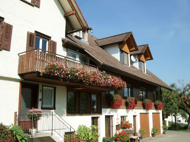 Wangen im Allgäu的民宿