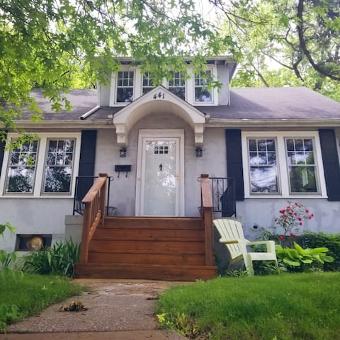 Charming Quaint Webster Groves Home
