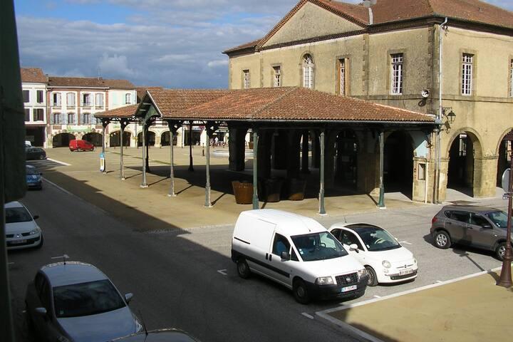 Trie-sur-Baïse的民宿
