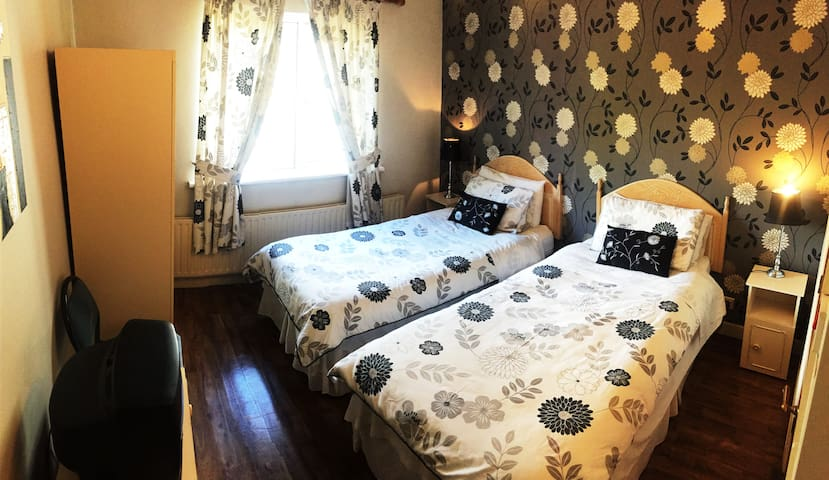 Twin Room @ Rockville House (Room Only)