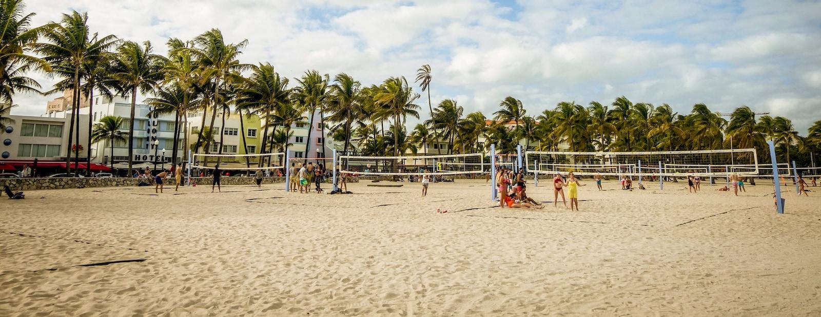 阳光岛海滩的度假屋