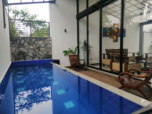 Boutique Villa with privet  Pool