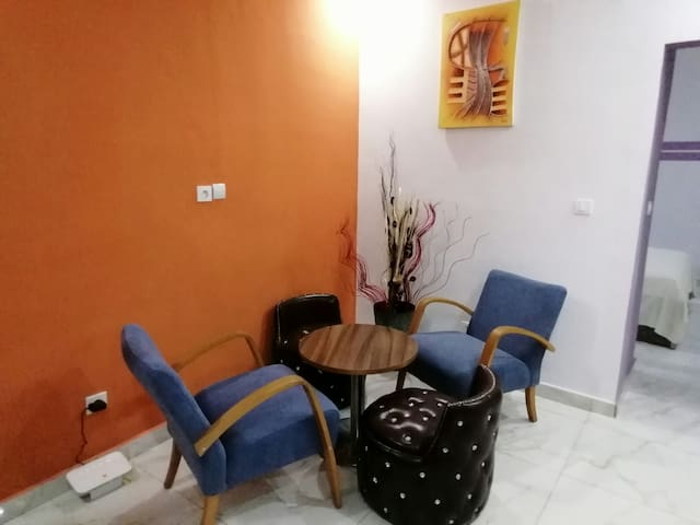Abidjan的民宿