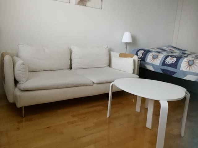 💠Spacious Studio with Wiew and Netflix In Pasila