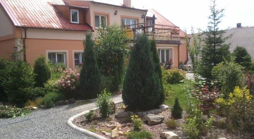 Sedlec-Prčice的民宿