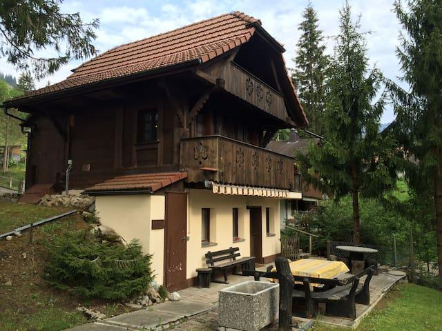 Finsterwald, Entlebuch的民宿
