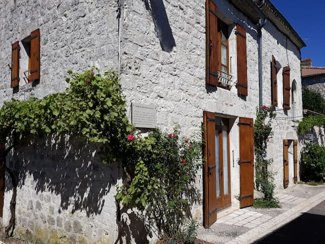 Comfortable ancient house in historic Village