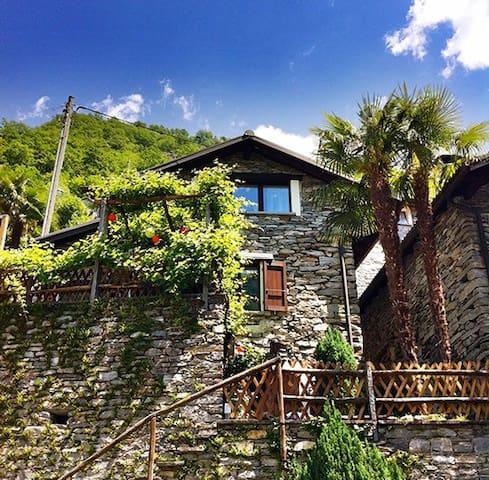 Casa Quincy - feines Rustico  - Valle Verzasca