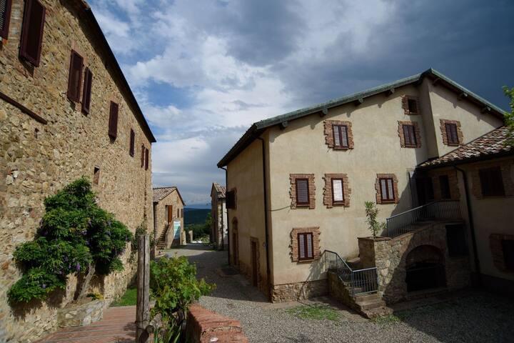 Monticiano的民宿