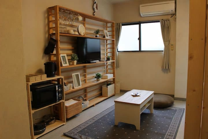 Onomichi的民宿