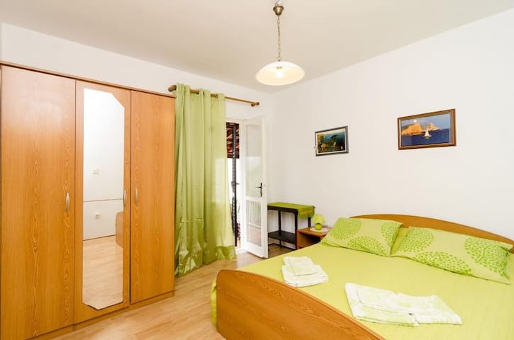 Guest House Kola - Double Room with Terrace